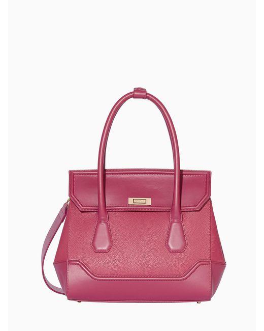 Modalu   Pink Hemingway Medium Tote Bag   Lyst