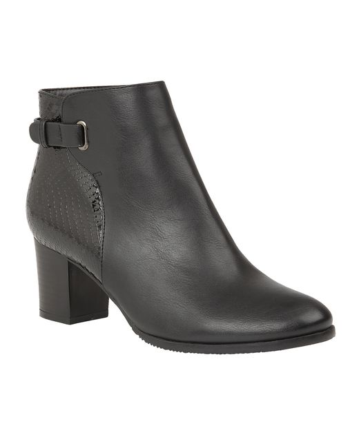 Lotus | Black Tanaan Ankle Boots | Lyst