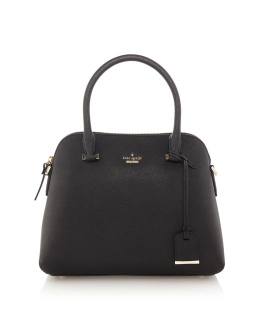 Kate Spade - Black Cameron Street Maise Dome Bag - Lyst