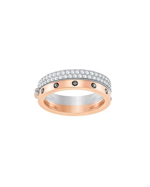 Swarovski - Multicolor Hint Ring - Lyst