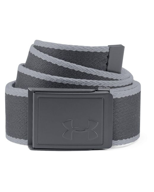Under Armour - Gray Novelty Webbing Belt for Men - Lyst