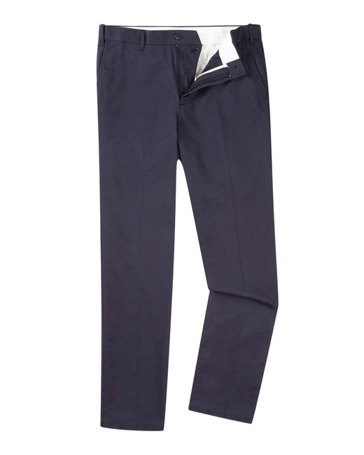 Skopes - Blue Padstow Loose Fit Chino for Men - Lyst