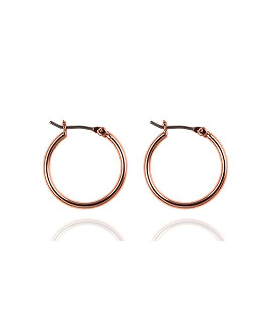Nine West | Multicolor Click It Hoop Earrings | Lyst