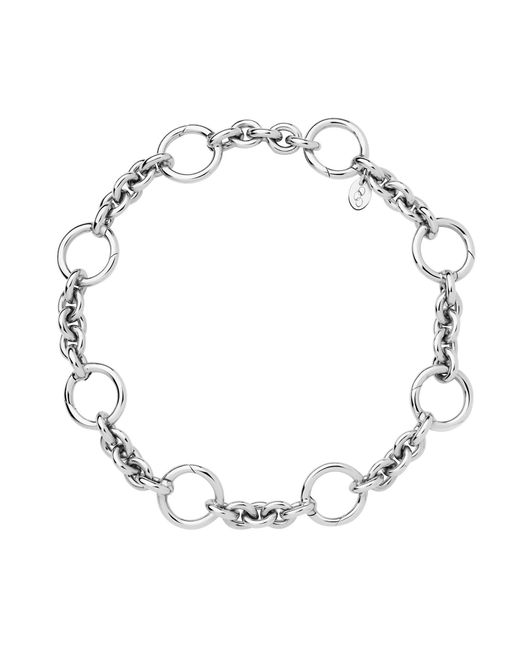 Links of London - Metallic Sterling Silver Capture Charm Bracelet - Lyst