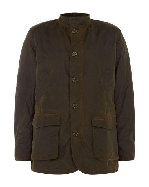Barbour | Green Men's Brollen Jacket for Men | Lyst