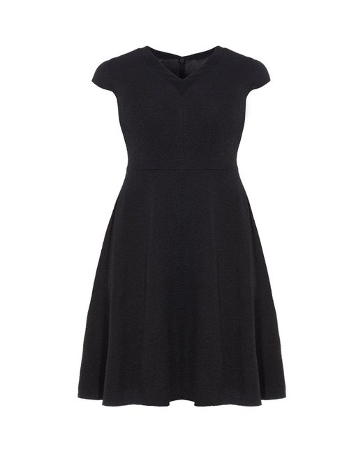 Studio 8 Black Cindy Dress