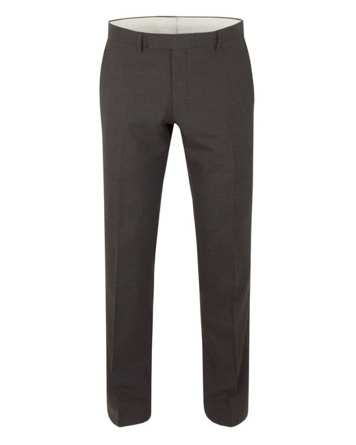 Racing Green | Black Barnes Puppytooth Tailored Trouser for Men | Lyst
