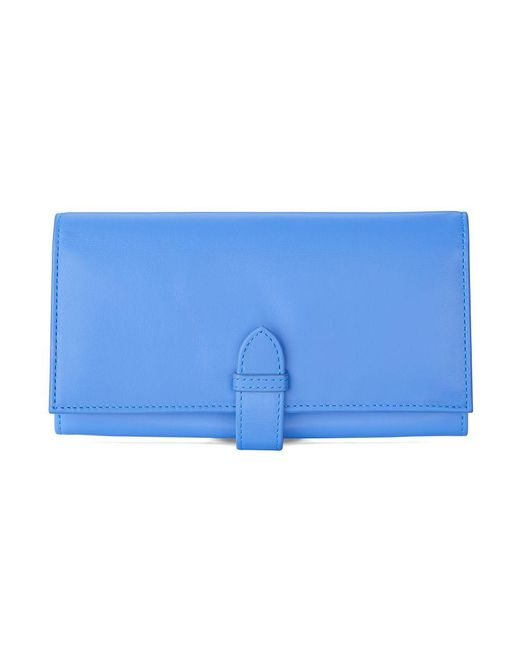 Aspinal | Blue London Ladies Purse | Lyst