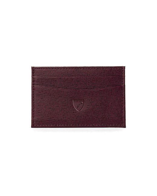 Aspinal | Purple Slim Credit Card Case | Lyst