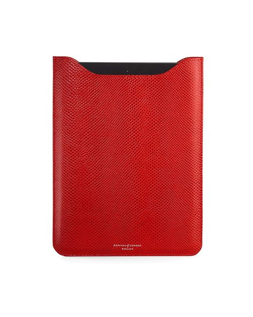 Aspinal | Red Ipad Mini Sleeve | Lyst