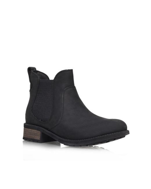 Ugg | Black Bonham Chelsea Boots | Lyst