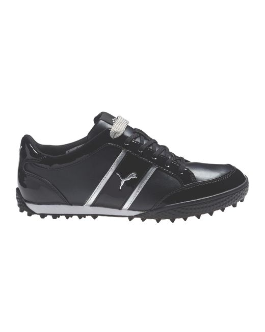 PUMA | Black Monolite Cat Golf Shoes | Lyst
