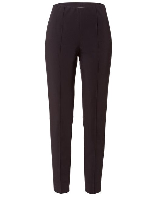 Basler | Blue Stretch-trousers With Creases | Lyst