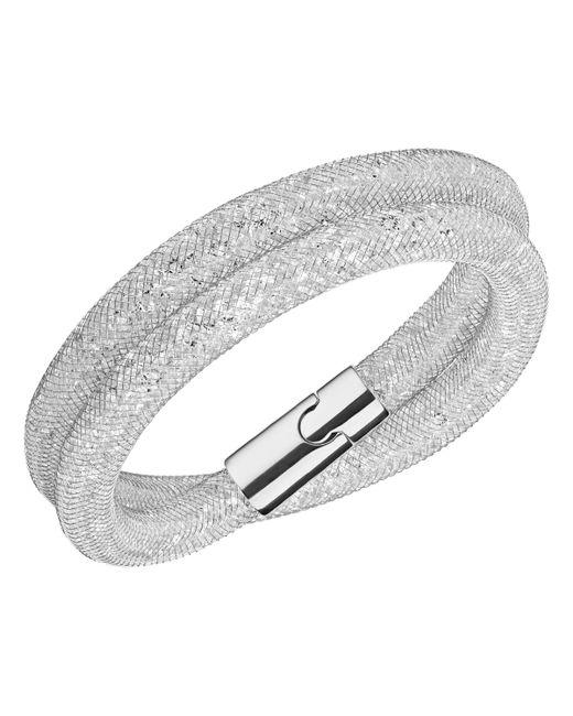Swarovski | Metallic Stardust Deluxe Bracelet | Lyst
