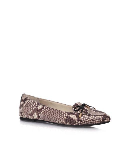 Michael Kors | Multicolor Nancy Flat Slip On Shoes | Lyst