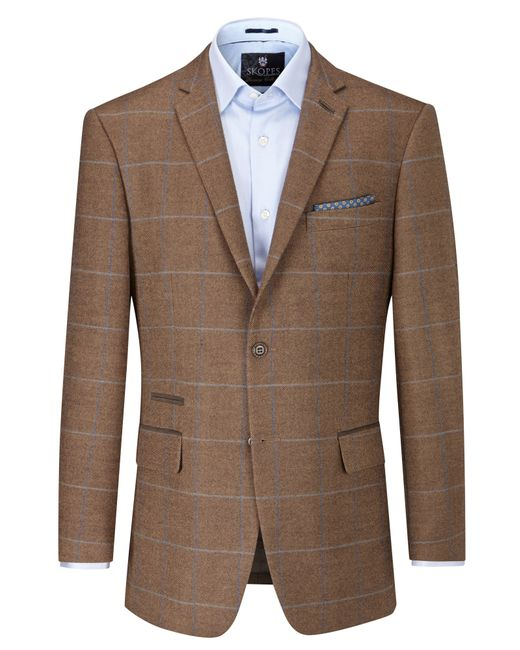 Skopes | Brown Ingleton Jacket for Men | Lyst