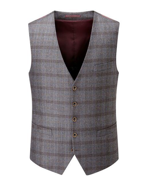 Skopes | Gray Hughes Waistcoat for Men | Lyst
