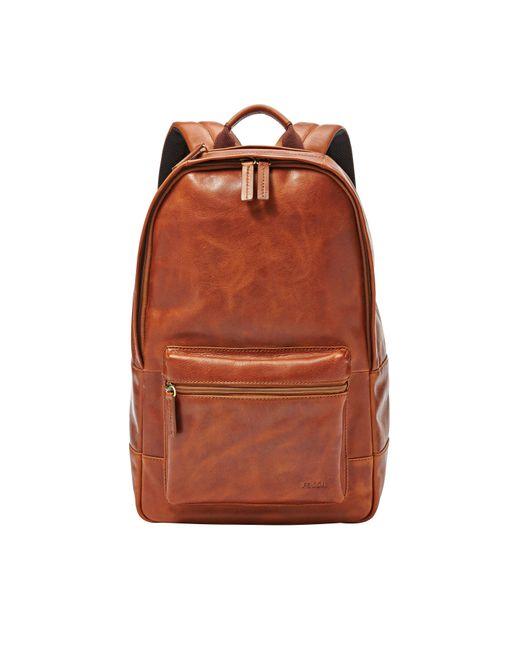 Fossil | Brown Mbg9242222 Mens Backpack for Men | Lyst