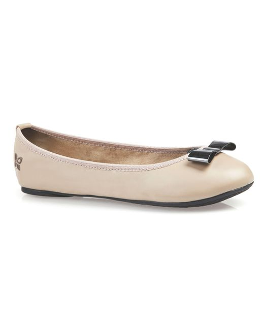 Butterfly Twists | Beige Chloe Ballerina Shoes | Lyst