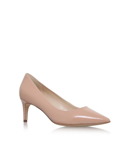 Nine West | Pink Smith Court Shoes | Lyst
