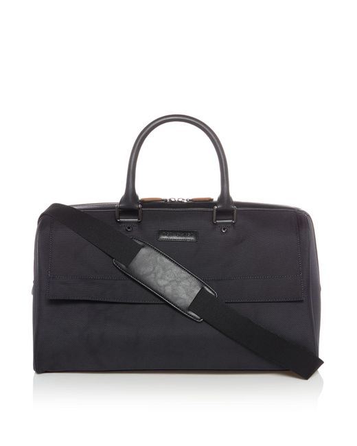 Ted Baker | Blue Soylant Smart Nylon Holdall for Men | Lyst