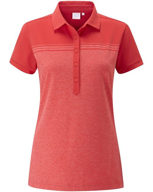 Ping | Red Hannah Polo | Lyst