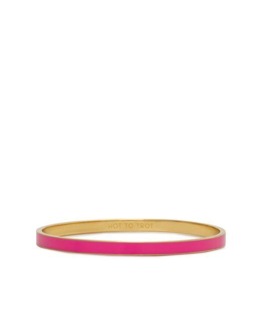 Kate Spade - Metallic Wbru4357952 Ladies Bracelet - Lyst