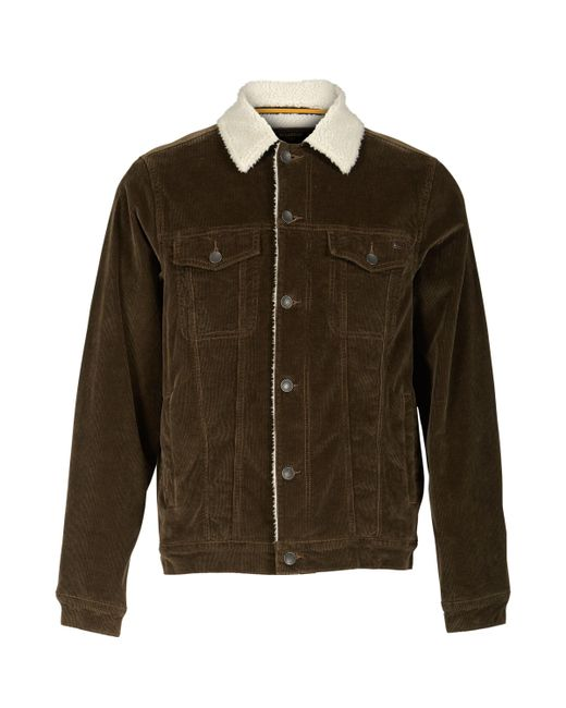 Billabong | Brown Men's Jacket for Men | Lyst