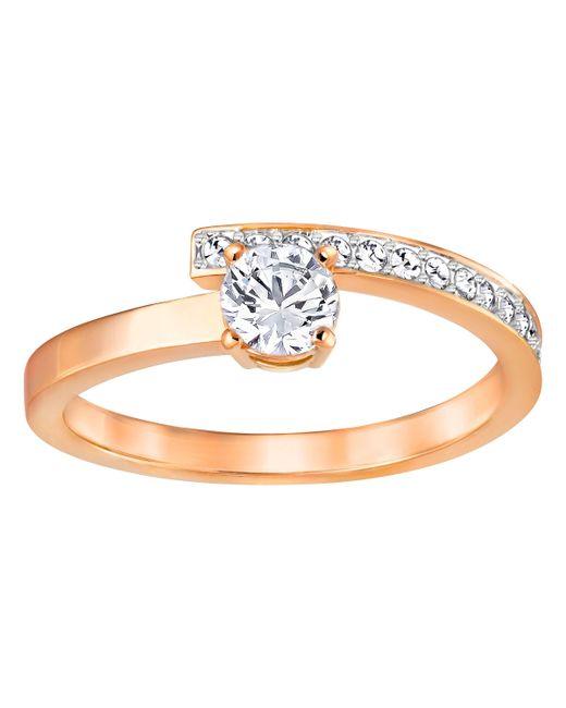Swarovski - Metallic Fresh Ring - Lyst