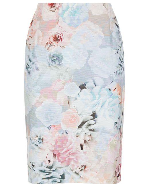 Fenn Wright Manson - Blue Carnation Skirt - Lyst