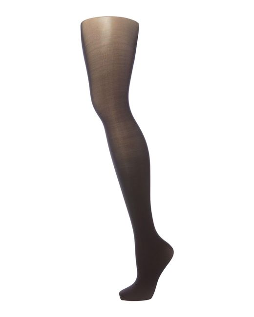 Calvin Klein | Black Ultra Fit 40 Denier Semi Opaque Tights | Lyst