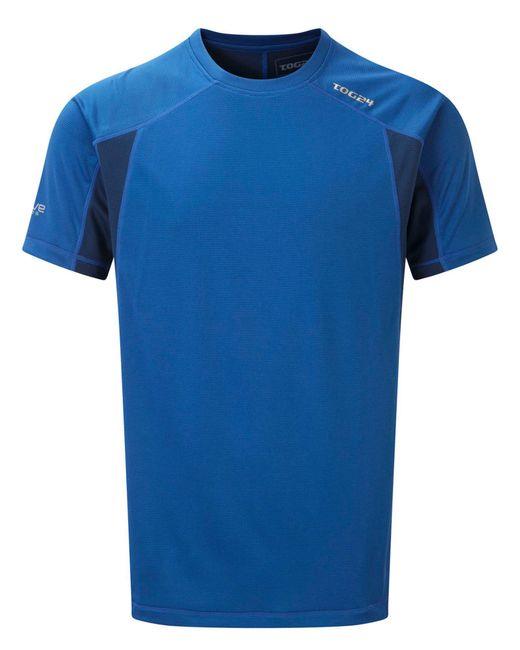 Tog 24 - Blue Cairns Bamboo Crew Neck Regular Fit T-shirt for Men - Lyst