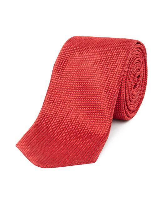 HUGO | Textured Tonal Birdseye Tie for Men | Lyst