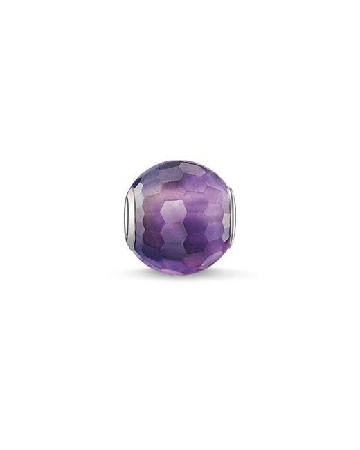 Thomas Sabo - Purple Karma Beads Amethyst Bead - Lyst