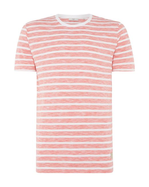 Minimum - Pink Men's Johnston Tshirt for Men - Lyst