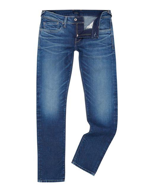 Pepe Jeans | Blue Men's Hatch Mens Jeans for Men | Lyst