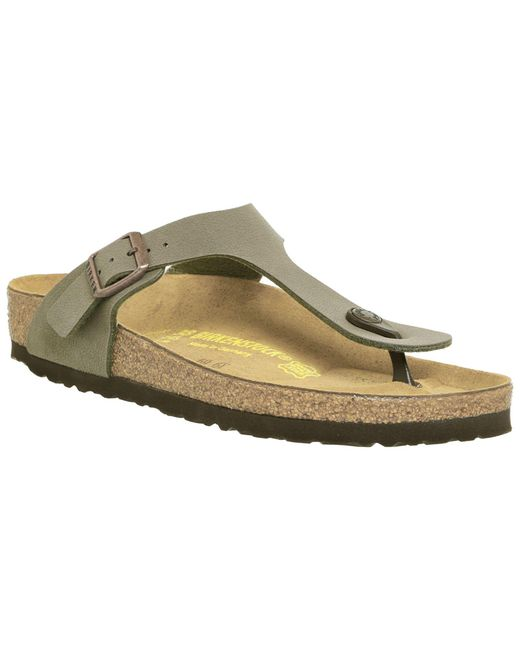 Birkenstock - Multicolor Toe Thong Footbed Sandals - Lyst