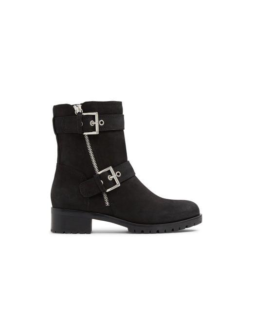 ALDO   Black Bralen Ankle Boots   Lyst