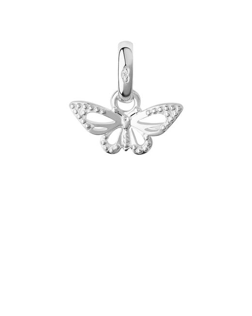 Links of London | Metallic Sterling Silver Flutterby Charm | Lyst