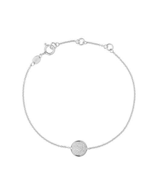 Links of London | Metallic Diamond Essentials Round Bracelet | Lyst