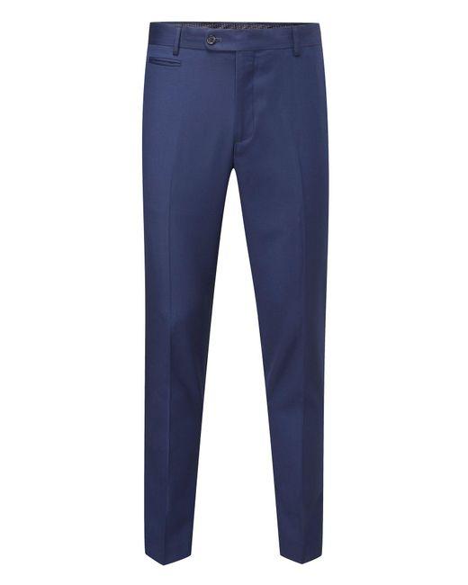Skopes - Blue Men's Milan Tapered Fit Suit Trouser for Men - Lyst