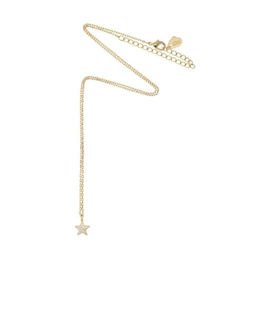 Estella Bartlett | Metallic Eb1399c Star Necklace | Lyst