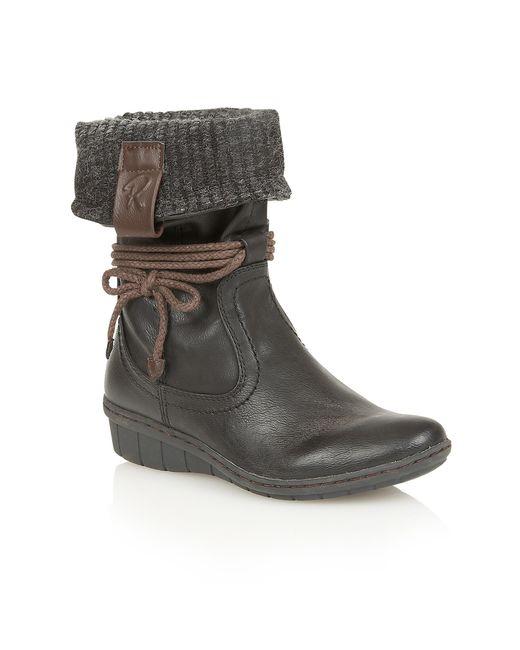 Lotus | Blue Relife Niata Mid-calf Boot | Lyst