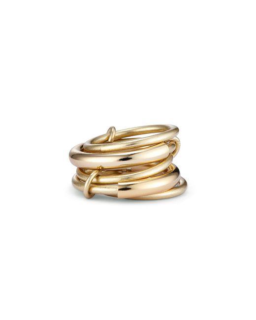 Jenny Bird | Metallic Ossie Ring | Lyst