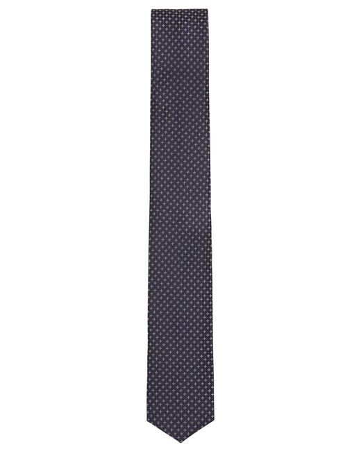 Cravate À Motifs Made In Italy Dans Le Patron De Soie Hydrofuge w1fNb