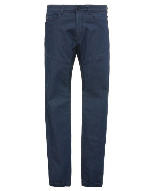 BOSS - Blue Stretch Cotton Jean, Tapered Fit | Danyel for Men - Lyst