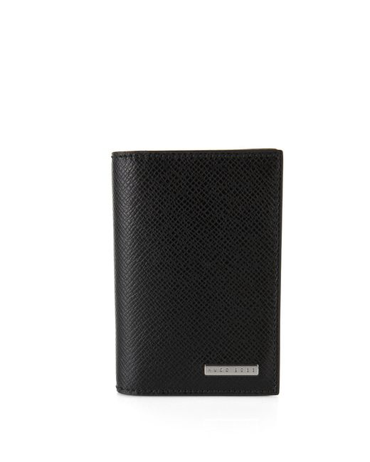 Wide Range Of Clearance Footaction HUGO BOSS Billfold wallet in nappa leather with emed logo Find Great Cheap Online Top Quality Sale With Paypal cn99CNVFxP