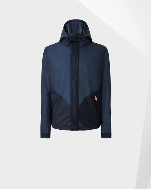 Hunter | Blue Men's Original Vinyl Windcheater for Men | Lyst