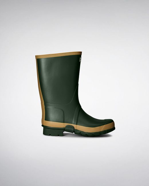 Hunter | Green Women's Gardener Wellington Boots | Lyst