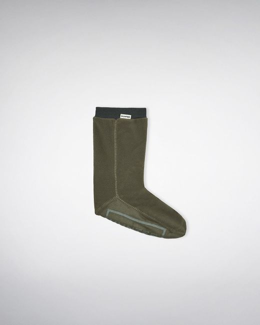 HUNTER | Green Fitted Boot Socks - Short for Men | Lyst